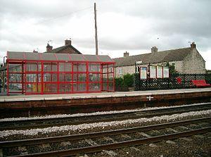 Micklefield - Micklefield Station