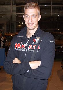 Mihajlo Mitić - Sir Safety Umbria Volley 2013-2014.jpg