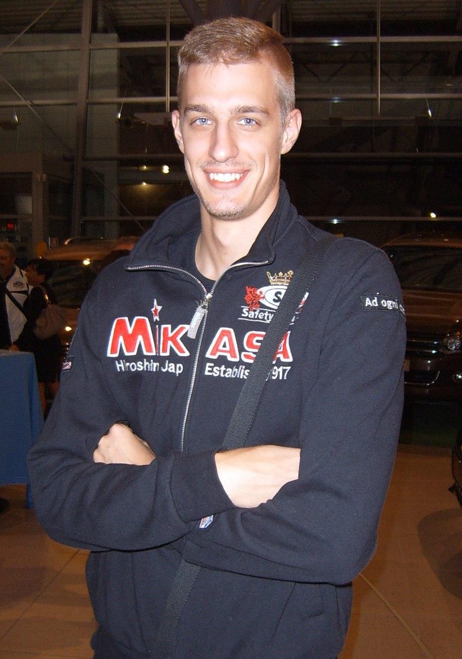 Mihajlo Mitić - Sir Safety Umbria Volley 2013-2014