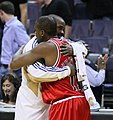 Mike James hugs Lindsey Hunter.jpg