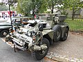 Military vehicle, 2014 Birkenhead Park Festival of Transport.jpg