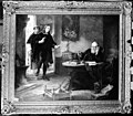 Milton visiting Galileo when a prisoner of the Inquisition. Wellcome M0006601.jpg