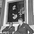Minister president Marijnen heeft minister Soebandrio het Catshuis ontvangen, Ma, Bestanddeelnr 916-2559.jpg