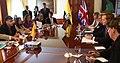 Ministro británico de Estado, Jeremy Browne, se reúne con Canciller encargado, Kintto Lucas de Ecuador (5974286647).jpg