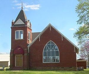 Coweta, Oklahoma - The Coweta Mission Bell Museum.