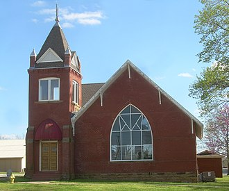 Wagoner County, Oklahoma - First Presbyterian Church of Coweta