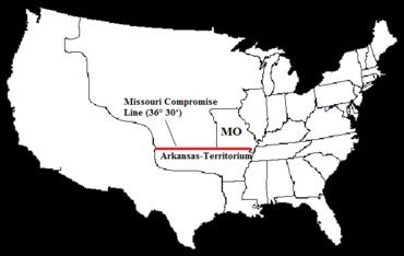 Missouri-Kompromiss – Wikipedia