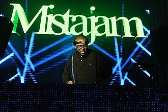 MistaJam - Image: Mistajam's performance at Amnesia...wow!
