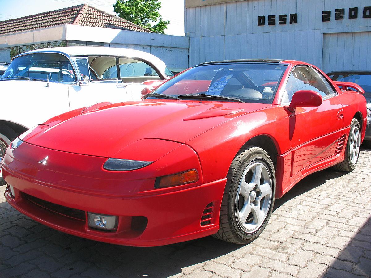 mitsubishi 3000gt gto 1990-1994 г