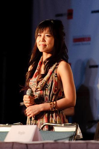 Miyuki Sawashiro - Miyuki Sawashiro at Anime Expo 2011