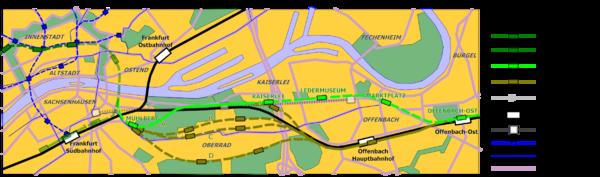 Mk Frankfurt S-Bahn Offenbach