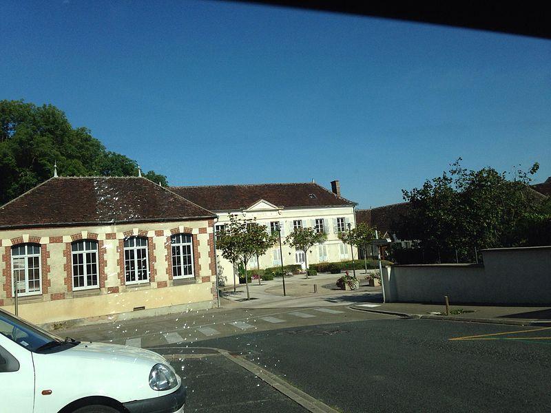 Mairie de saint Georges sur baulche