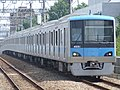 Model 4000-First of Odakyu Electric Railway 2.JPG
