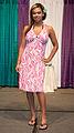 Model at the Fall 2011 Run to the Sun Fashion Show (IMG 3071) (6793990195).jpg