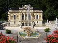 Modellpark Mönichkirchen - Schloss Linderhof.JPG