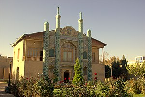 Bojnord - Mofakham's Mirror House