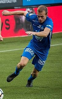 Petter Strand Norwegian footballer
