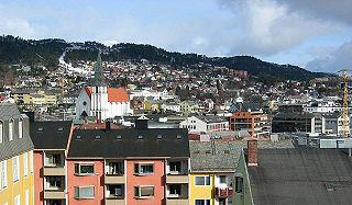 Molde Municipality in Møre og Romsdal, Norway