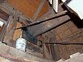 Molen Achtkante molen, kap bovenas steenbed.jpg
