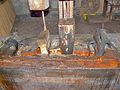 Molen Oostendorper Watermolen, Haaksbergen oliemolen slagblok laad (1).jpg