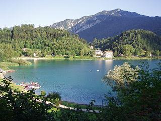 Molina di Ledro Frazione in Trentino-Alto Adige/Südtirol, Italy