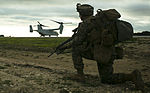Moment's Notice, Crisis Response Marines complete readiness rehearsal from Spain 150129-M-ZB219-038.jpg