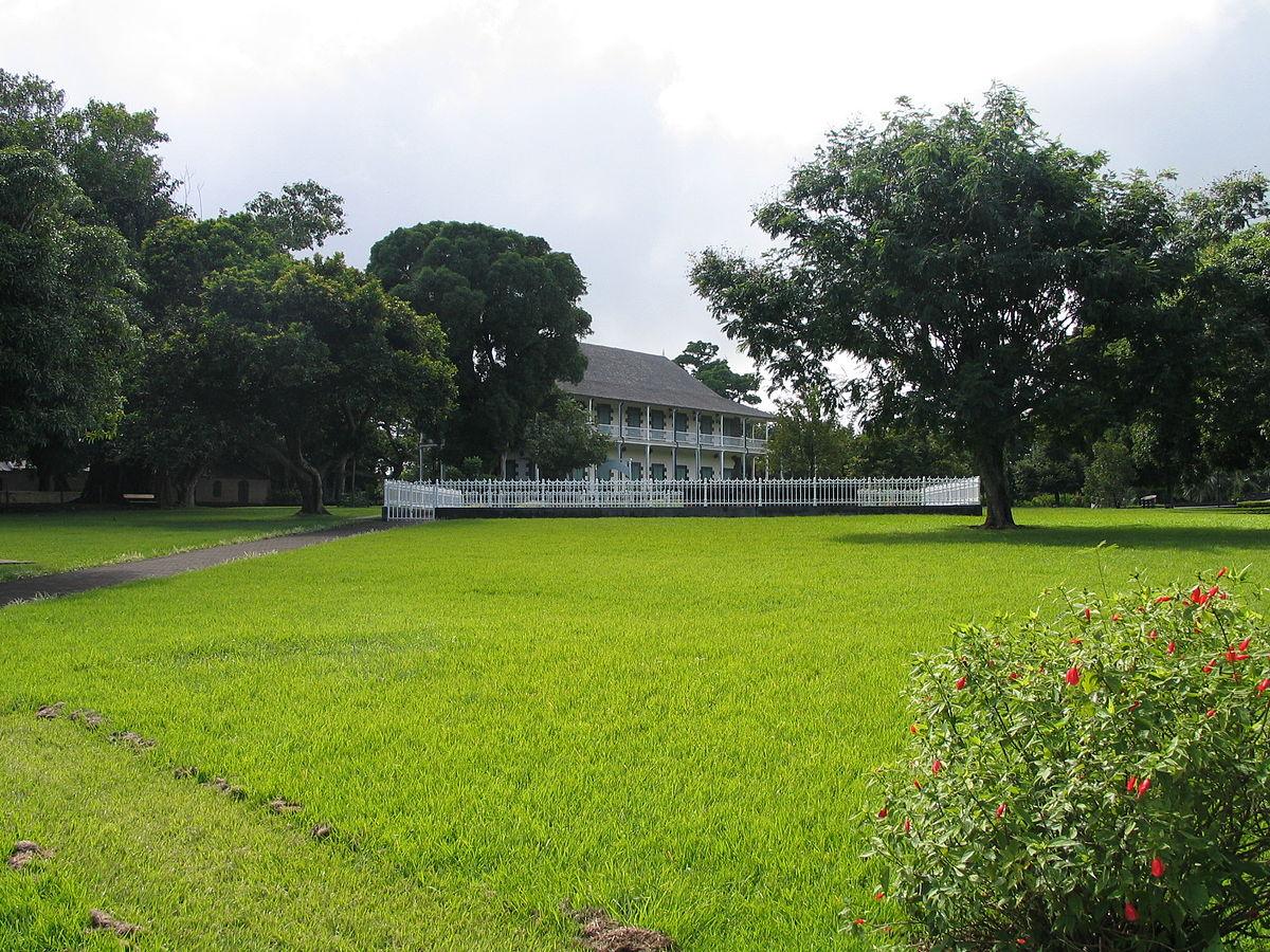 Jardin botanique sir seewoosagur ramgoolam wikip dia for Au jardin du gouverneur