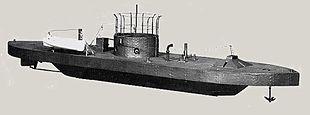 USS Monitor - WikipediaWikipedia