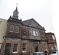 Monmouth Library - The Rolls Hall - Whitecross Street, Monmouth - panoramic (18969331248).jpg