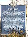 MonroeCTSign.JPG