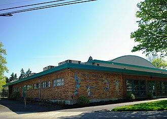 Montavilla, Portland, Oregon - Montavilla Community Center