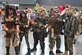 Montreal Comiccon 2015 cosplayers (19270982218).jpg