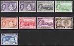 Montserrat 1953 stamps.jpg