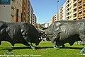 Monumento ao Agricultor Braganzano - Bragança - Portugal (11243515056).jpg