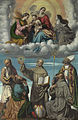 Moretto da Brescia - The Virgin and Child with Saint Bernardino and Other Saints - Google Art Project.jpg