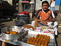 Morning Chinese Breakfast at Old Chinatown ~ Tiretta Bazar, Calcutta 04.JPG