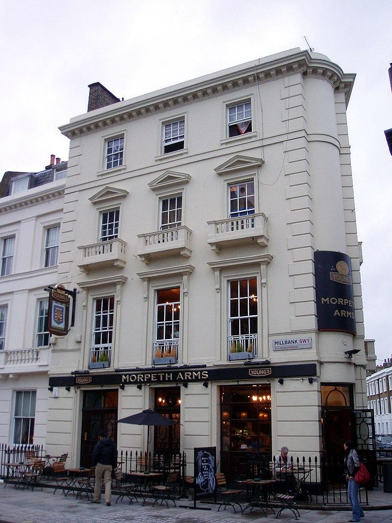 Morpeth Arms, Pimlico, SW1 (3106288271).jpg