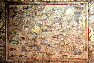 Mosaic dels peixos