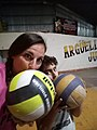 Mother-son love for volleyball.jpg
