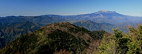 Mount Ontake from Mount Tengu 2011-10-27.jpg