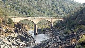 Mountain Quarries Bridge - Image: Mountain Quarries Bridge 2012 09 16 16 32 00