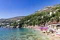 Mountain above Sveti Jakov Beach in Dubrovnik, Croatia (48738628043).jpg
