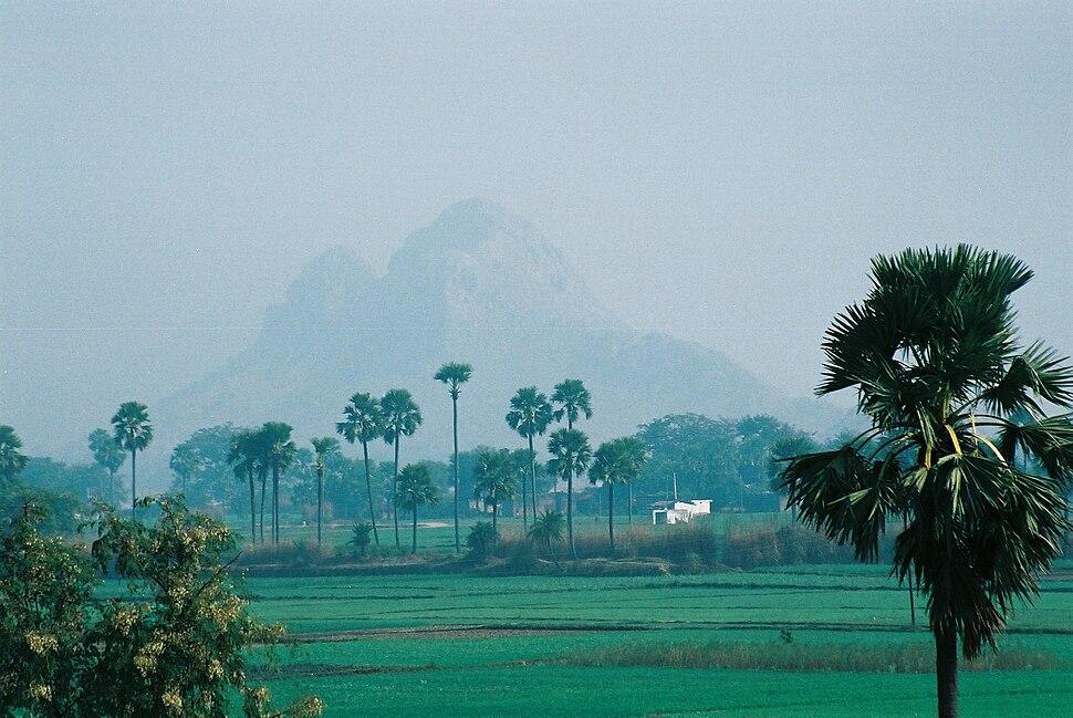 Mountain of Ashram
