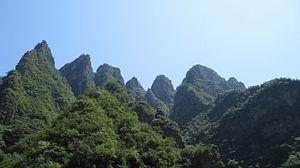 Shidu, Beijing - Mountains of Shidu