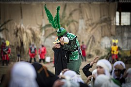 Mourning of Muharram in cities and villages of Iran-342 16 (136)