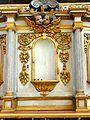 Moussy-le-Neuf (77), église Saint-Vincent, chœur, maître-autel, tabernacle.JPG