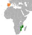 Mozambique Spain Locator.png