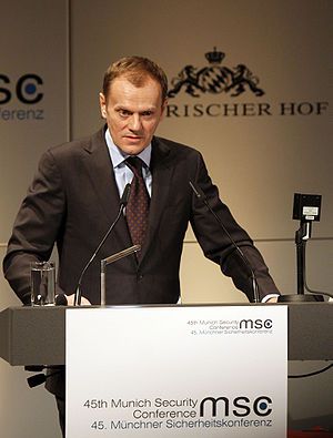 45th Munich Security Conference 2009: Donald F...