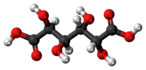 Mucic acid molecule ball.png