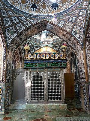 Mohammad-Baqer Majlesi - Mohammad Baqer Majlesi's Tomb